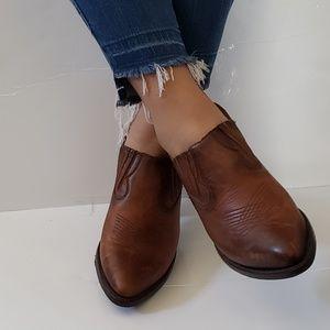 Frye -Billy Shootie Ankle Booties